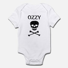 OZZY (skull-pirate) Onesie