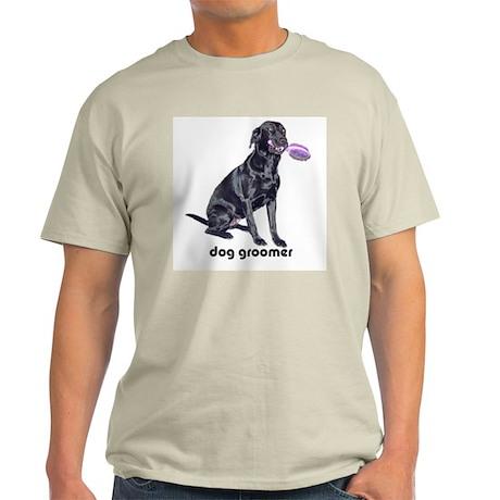 dog groomer Light T-Shirt