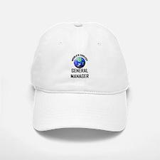 World's Coolest GENERAL MANAGER Baseball Baseball Cap