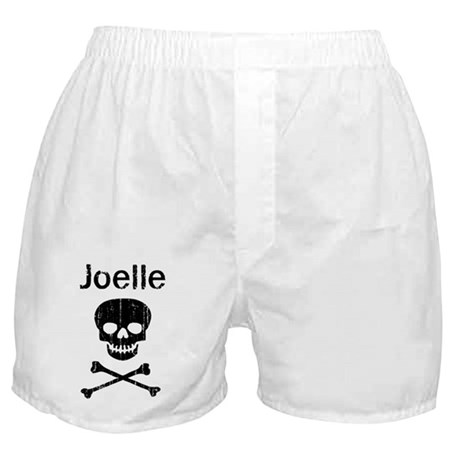Joelle (skull-pirate) Boxer Shorts
