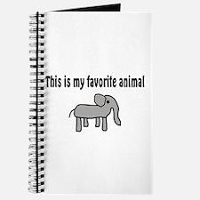 Cute Elephant Journal