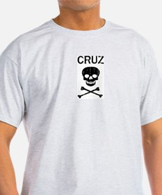 CRUZ (skull-pirate) T-Shirt