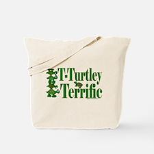 T-Turtley Terrific Tote Bag