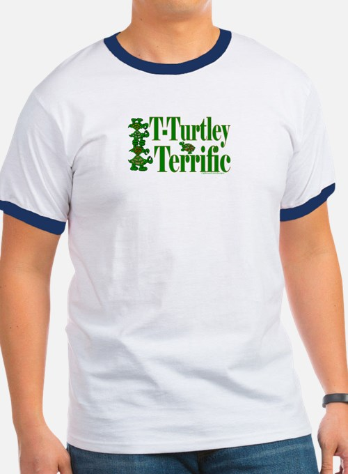 T-Turtley Terrific T