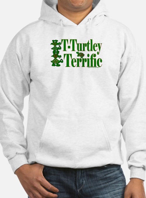 T-Turtley Terrific Jumper Hoody