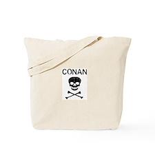 CONAN (skull-pirate) Tote Bag