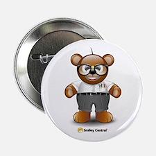 Nerdy Teddy Button