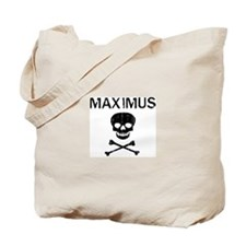 MAXIMUS (skull-pirate) Tote Bag