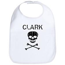 CLARK (skull-pirate) Bib