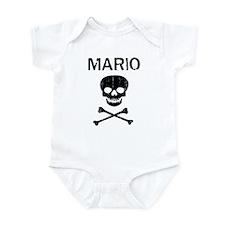 MARIO (skull-pirate) Infant Bodysuit