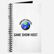 World's Coolest GAME SHOW HOST Journal