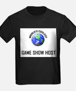 World's Coolest GAME SHOW HOST T
