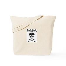 JAMAL (skull-pirate) Tote Bag