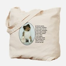 I'll Be Your Friend Tote Bag