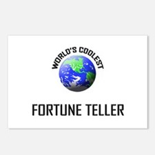 World's Coolest FORTUNE TELLER Postcards (Package