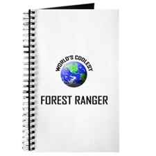 World's Coolest FOREST RANGER Journal