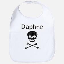 Daphne (skull-pirate) Bib