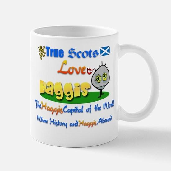 'Love Haggis.:-) Mug