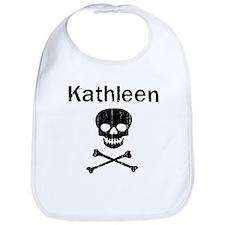 Kathleen (skull-pirate) Bib