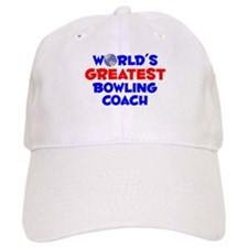 World's Greatest Bowli.. (A) Baseball Cap