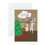 Dalmatian Greeting Cards (10 Pack)