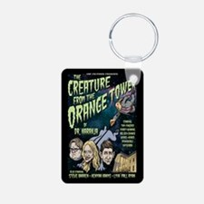 Creature of Dr. Naranja II Aluminum Photo Keychain