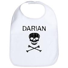 DARIAN (skull-pirate) Bib