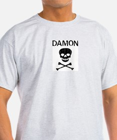 DAMON (skull-pirate) T-Shirt