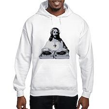 Jesus As A DJ T-Shirt Hoodie