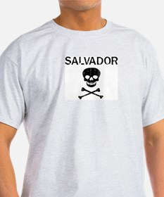 SALVADOR (skull-pirate) T-Shirt