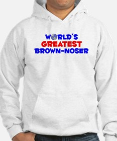 World's Greatest Brown.. (A) Hoodie