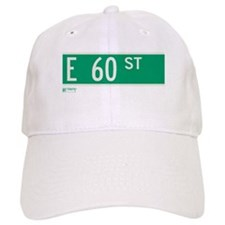 60th Street in NY Baseball Cap