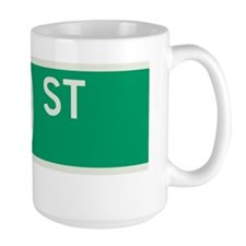 60th Street in NY Mug