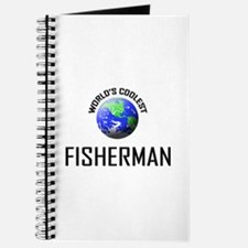 World's Coolest FISHERMAN Journal