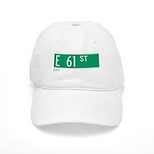 61st Street in NY Baseball Cap