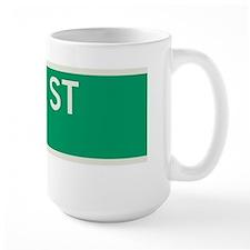 61st Street in NY Mug