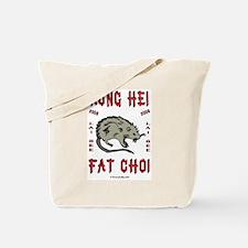 Year Of The Rat 2008 Tote Bag