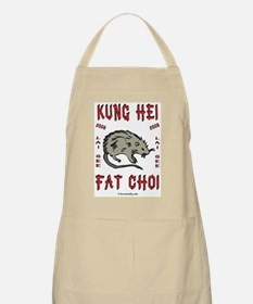 Year Of The Rat 2008 BBQ Apron