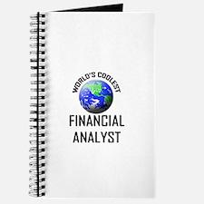 World's Coolest FINANCIAL ANALYST Journal