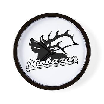 Biobazar Wall Clock