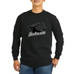 Biobazar Long Sleeve Dark T-Shirt