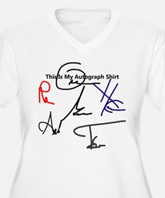 This Is My Autograph T-Shirt