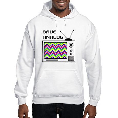 SAVE ANALOG Hooded Sweatshirt