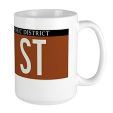 62nd Street in NY Mug