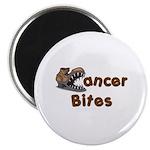 Cancer Bites Magnet
