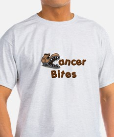 Cancer Bites T-Shirt