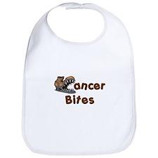 Cancer Bites Bib