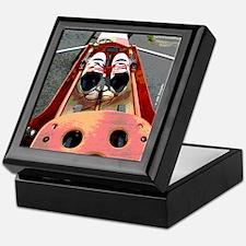 Jewel/Medal Keepsake Box