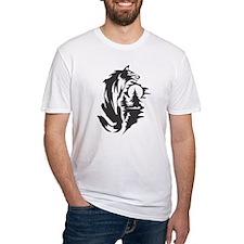 Wolf Black Design #23 Shirt