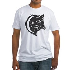 Wolf Black Design #21 Shirt